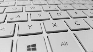 Udskiftning af tastatur